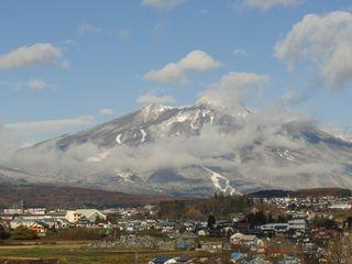 長野県妙高山